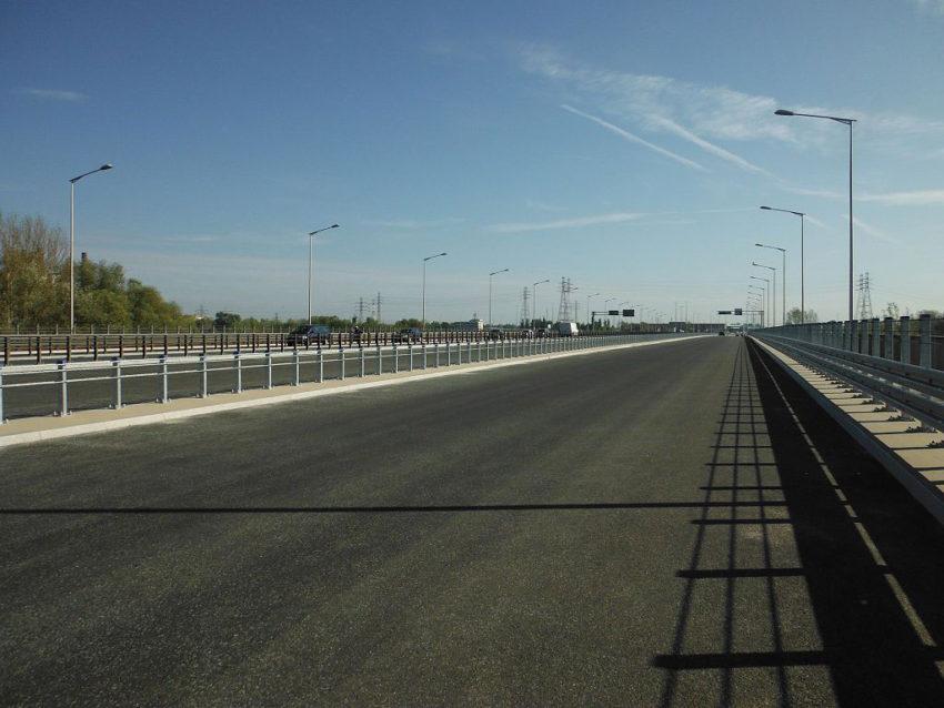 most gen. Stefana Grota-Roweckiego w Warszawie